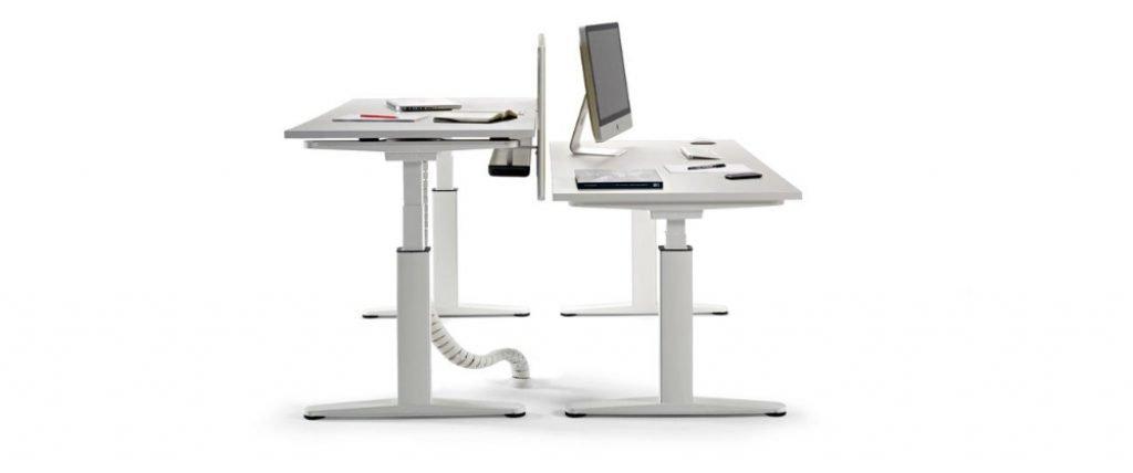 medida ideal de una mesa regulable en altura