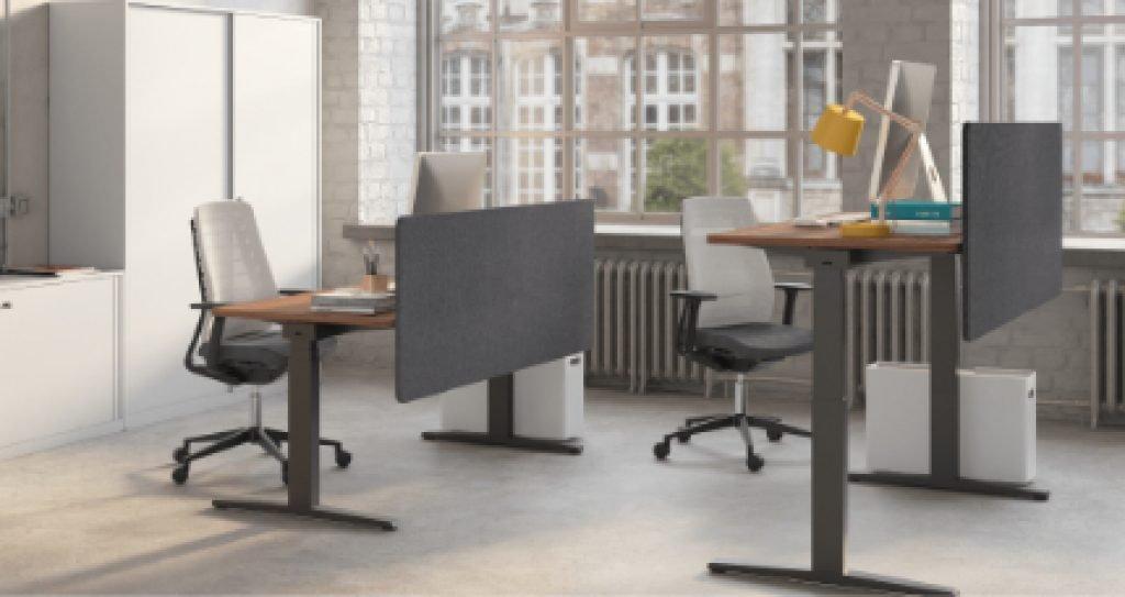 mejora tu productividad con una mesa regulable en altura